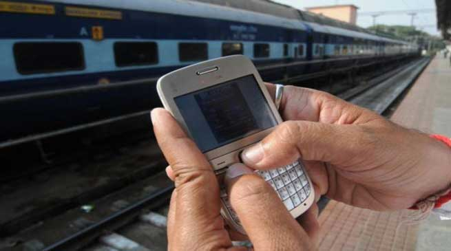 SMS Based Coach Cleaning System Service Extended to Many More Trains