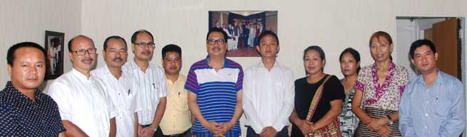 TBS & IBSC Members meet with CM, Dy CM