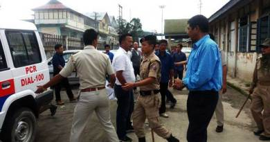 Lower Subansiri DMO arrested for alleged sexual harassment