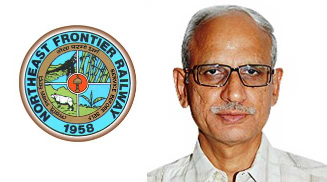 Chahatey Ram The New General Manager of N.F.Railway