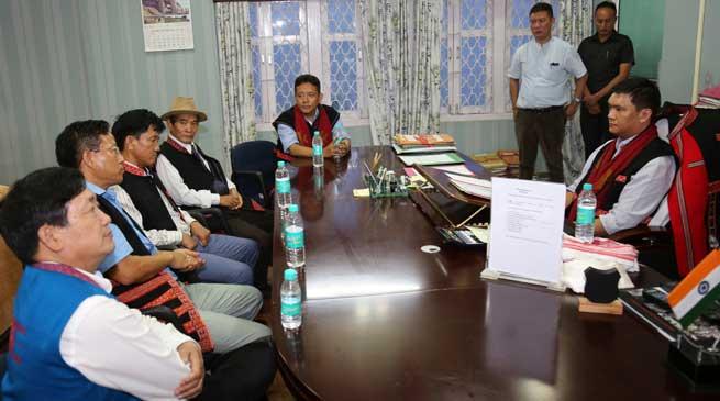 Treat Me As A Friend Not Chief Minister- Says Pema Khandu