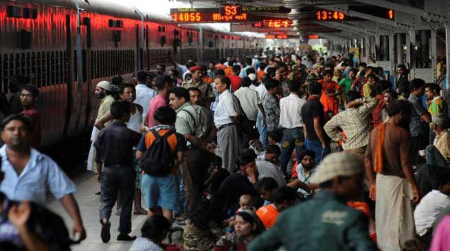 NFR Collected 12 Crs as Fine from Passengers Travelling Without Ticket