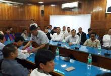 Photo of Arunachal- Congress Won The Political Battle, Pema Khandu new CLP Leader