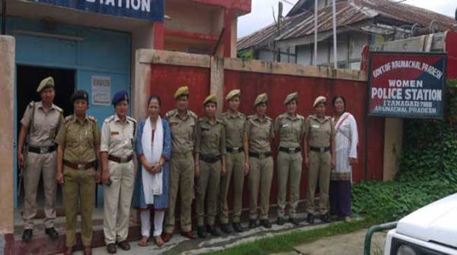 21 Women Police Stations will be Setup in Arunachal very soon