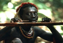 Photo of India's  Jarwa Tribe Which kills Their Own Child