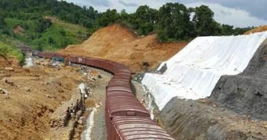 Railway Traffic on Lumding - Silchar Section Restored