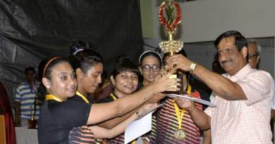 NFR Women Team Wins 64th All India TT Championship