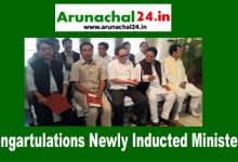 Photo of Arunachal Pradesh- Khandu Ministry Expanded