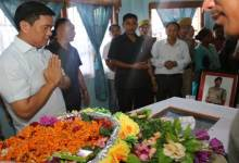 Photo of Govt will Leave No Stone Unturned to Apprehend the DSP's Killer- Khandu
