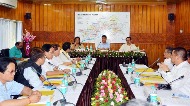 Education and Health Our Prime Agenda- Khandu