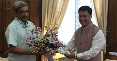 Allow ALGs for Civilian Use- Khandu Requested Centre