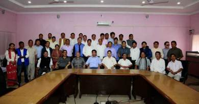 Arunachal Pradesh- CM Pema Khandu and 42 MLAs join PPA