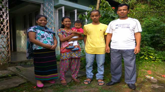 Tripura Parent Grateful to Samaritans who saved their Son