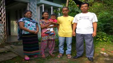 Photo of Tripura Parent Grateful to Samaritans who saved their Son Darlong