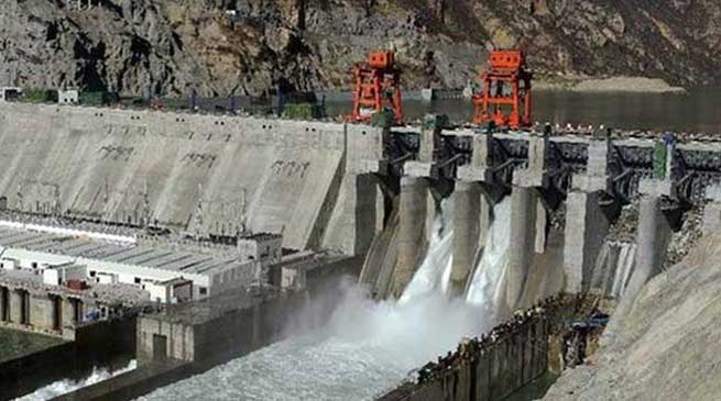 China Blocks Water flow of Brahmaputra Tributary in Tibet