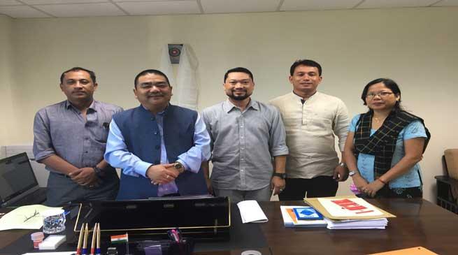 Drug Menace issue in Namsai dist discussed