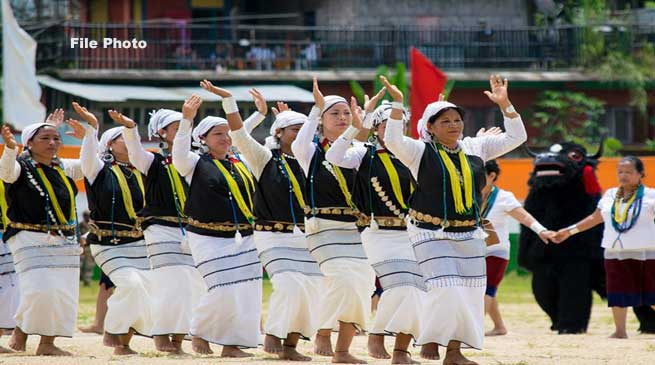 Galo women are all set to celebrate the Nyirmen Festival