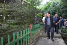 Photo of CM Pema Khandu Visited Itanagar Biological Park