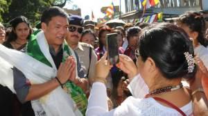 Bhalukpong is Mini-Arunachal and Mini-India- Khandu
