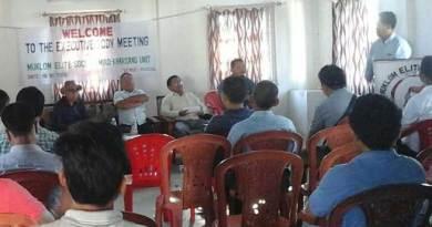 Muklom Elite Society Convened Executive Meeting