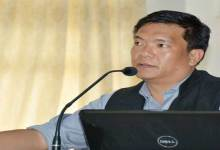 Khandu took a review meeting of the state power department