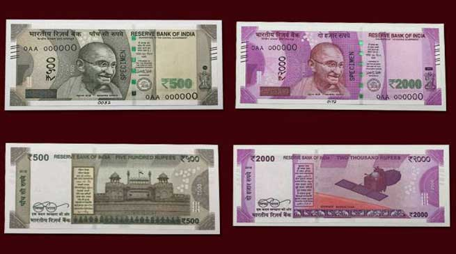 Khandu Welcomes Modi's Decision to Scrap the 500 and 1000 Rupee Notes
