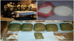 Cooch Behar- Border Security Force seized 20 kgs silver