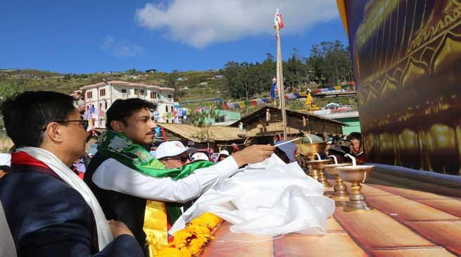 Rajyavardhan Singh graces closing ceremony of Buddha Mahotsava 2016
