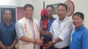 Assam Musical Band Rocks Deomali at Chalo Loku Festival Ground
