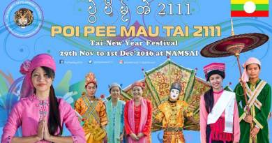 Namsai All set to Celebrate cultural extravaganza ofPoi Pee Mau Tai