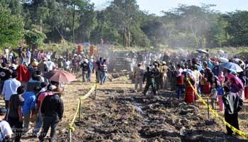 Orange Festival Begins in Akoko Village of Dambuk