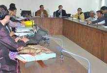 Photo of Dy CM Convened Pre-Budget Consultative meetings