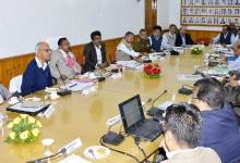 Photo of Rajen Gohain Reviews Progress of Railway Projects under NFR