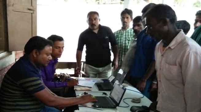 Vernerpur Tea Estate makes Payment of Wages Through Digital Mode