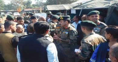 Army Organises Mega Ex Servicemen Rally at Balipara