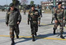 Photo of Army Chief visits the Gajraj Corps