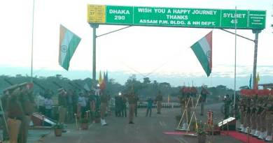 BSF Celebrates 68th Republic Day in Baraka Valley