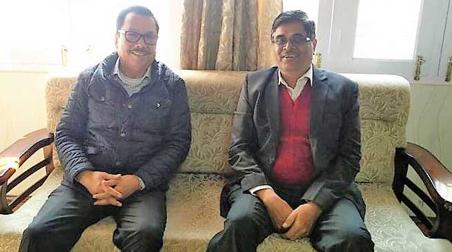 Chowna Mein Asked NABARD to invest more fund in Rural Projects