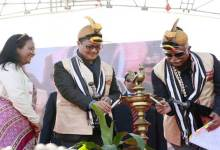 Itanagar- Digidhan Mela Launched in Arunachal