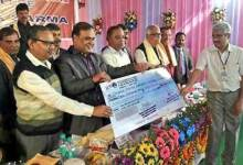 Photo of Assam Health Minister grants 10 Cr to Cachar Cancer Hospital and Research Centre