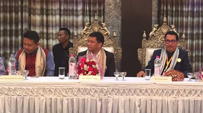 Khandu Convenes Investor's meet in Gujrat
