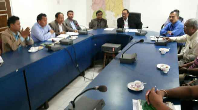 Kokrajhar district Administration concern over road safety