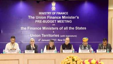 Chown Mein Propose Govt Proposal before FM in pre Budget Meeting