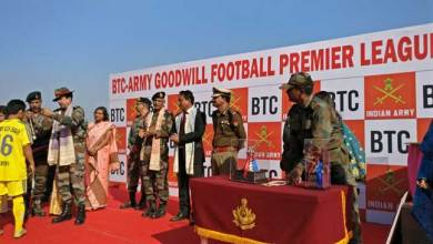 BTC- Army Goodwill Football Premier League