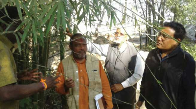 Pune-Bodoland Bamboo Venture- Initiated by SARHAD & ABSU