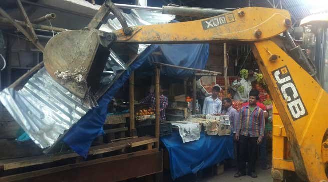 Photo Story- Eviction Drive in Dibrugarh