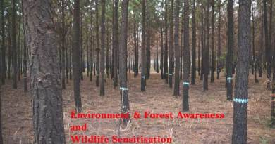 Tawang- Event on Environment & Forest Awareness and Wildlife Sensitisation