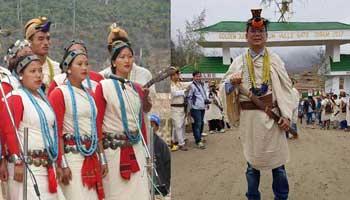 Golden Jubilee Nyokum festival Celebrated at Joram