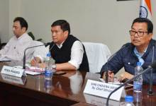 Photo of Arunachal- First time Pre-budget consultative meeting held
