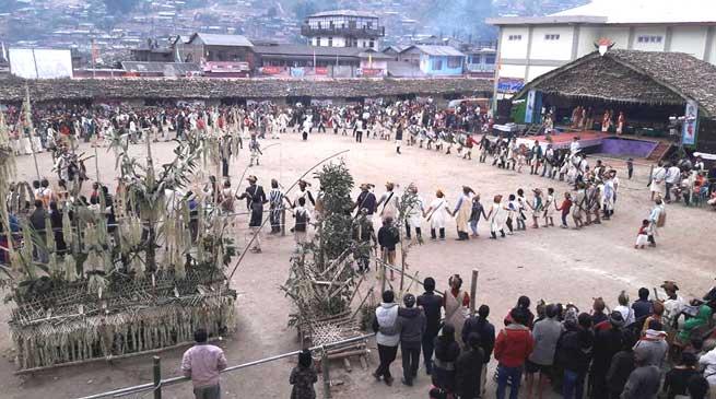 Seppa- Nyokum Yullo festival celebrated